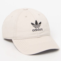 adidas Original Khaki Strapback Dad Hat at PacSun.com