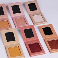 Eye Shadow Contour 6-color Blush [11405528079]