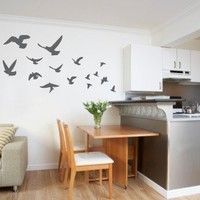 Vinyl Wall Sticker Decal Art  Fly Away by urbanwalls on Etsy