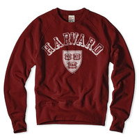 Harvard Crewneck Sweatshirt