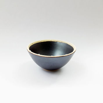 Dotted Onyx Mini Bowl