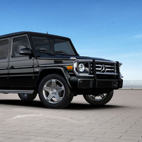 Build Your 2016 G550 SUV | Mercedes-Benz