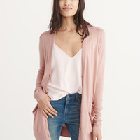 Womens Boyfriend Cardigan | Womens New Arrivals | Abercrombie.com