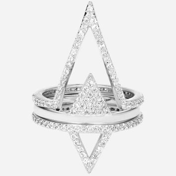 Luxe Highline Statement Ring