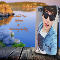 Jc Caylen - Print on hard plastic for iPhone case. Please choose the option.