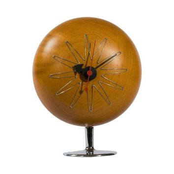 Reproduction of George Nelson Pill Desk Clock | GFURN