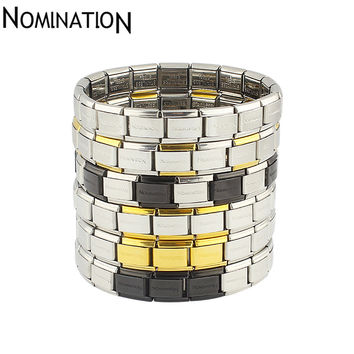 Carving Titanium Steel Chain Bracelet Bangles Fashion Popular Stainless Steel Men women Hale Fine Personality Handsome Jewelry