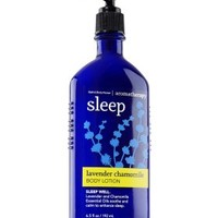 Sleep - Lavender Chamomile Body Lotion   - Aromatherapy - Bath & Body Works