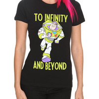 Disney Toy Story Buzz Lightyear Girls T-Shirt | Hot Topic