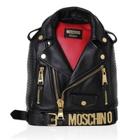 Moschino - PERFECTO BACKPACK - Elite Store