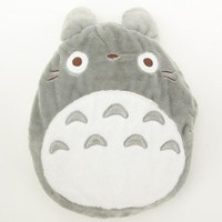 Excellent presence! Kimagure became my Neighbor Totoro 3 rotating cushion