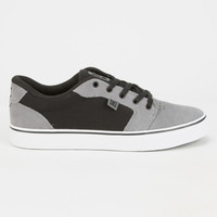 Dc Shoes Anvil Mens Shoes Charcoal/Black  In Sizes