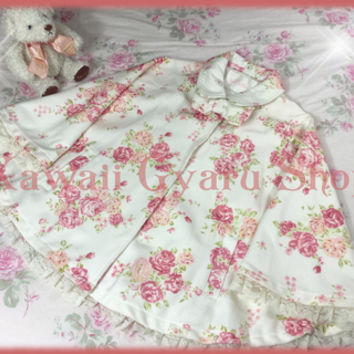 Liz Lisa Floral Poncho / Cape Coat (NwoT) from Kawaii Gyaru Shop