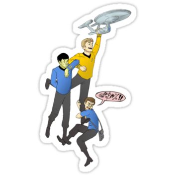 Boldly Go - Star Trek Triumvirate