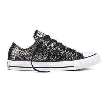 Converse Womens Chuck Taylor All Star Ox Leather Trainers