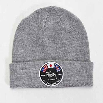 Stussy International Flags Beanie