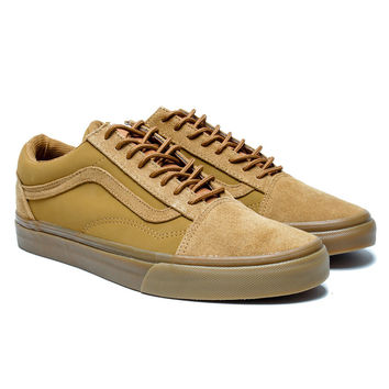 Vans - Suede Buck Old Skool (Tobacco Brown) – Attic