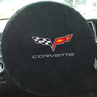 C6 Corvette Seat Armour Steering Wheel Cover