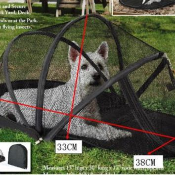 Pet Dome tent pet house pet  Collapsible cage fence was easy to carry Portable