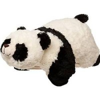 "Genuine My Pillow Pet Comfy Panda - Large 18"" (Black and White) Children, Kids, Game"