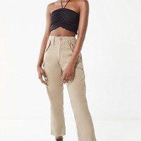 Urban Renewal Remade Surplus Cropped Cargo Pant | Urban Outfitters