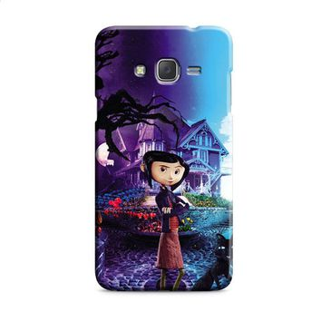 Coraline Cover Movie Samsung Galaxy J7 2015 | J7 2016 | J7 2017 Case