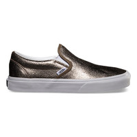 Metallic Slip-On | Shop Metallics at Vans