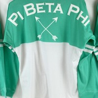 Jersey Sorority LS Shirt