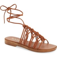 Matisse Origin Lace-Up Sandal (Women) | Nordstrom
