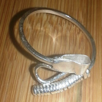 Crop Me Softly - Sterling Silver Ring