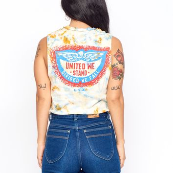 United We Stand Muscle Tee