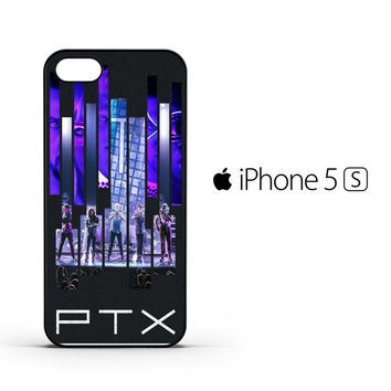 Pentatonix Album Volume  X0507 iPhone 5 | 5S Case
