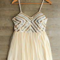 """Bella"" Sequin Party Dress"