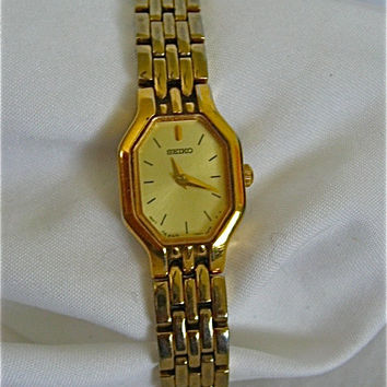 Vintage Ladies Seiko Watch