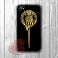 Game of Thrones Hand of the King -skal for iPhone 4/4S/5/5S/5C/6/ 6+,samsung S3/S4/S5,samsung note 3/4