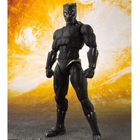 The Avengers/Infinity War S.H.Figuarts Action Figure : Black Panther [PRE-ORDER] - HYPETOKYO