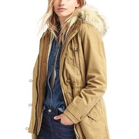 2-in-1 hooded parka | Gap