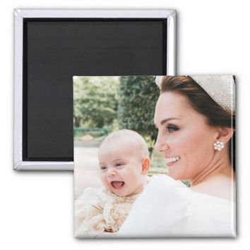 Duchess Kate and Prince Louis Magnet