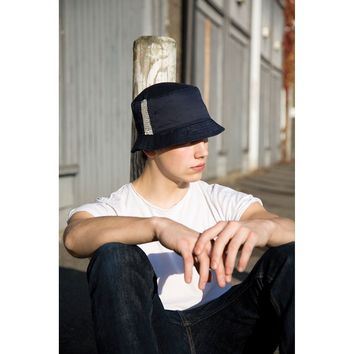 Result Deluxe Washed Cotton Bucket Hat Mens Womens Stylish Casual Wear Cap