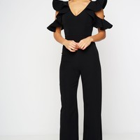 Lexxie Jumpsuit - Black
