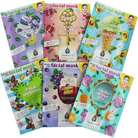 Biobelle Online Only My Diary of Beauty Secrets Facial Masks
