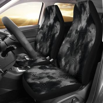 Chameleon Night Camo Designed Seat Covers
