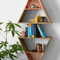 Magical Thinking Pyramid Shelf
