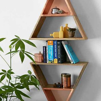 Pyramid Shelf