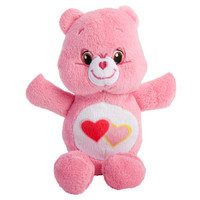 Care Bears™ Love-A-Lot Bear Squeaker Dog Toy