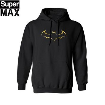 batman hoodie for men printing men Hoodies with hat fleece casual loose hoodie men hooded sweatshirt 2016 H01