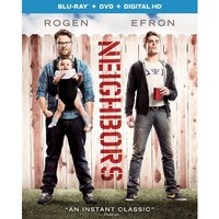 Neighbors (Includes Digital Copy) (Blu-ray/DVD) (W)