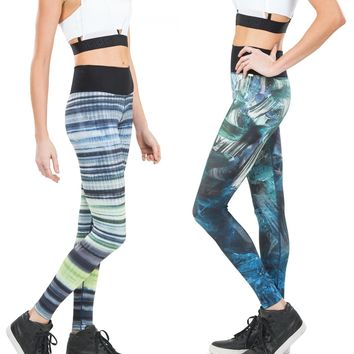 Artsy Lift Reversible Legging