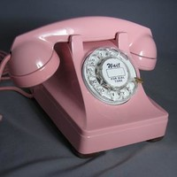 302 - Custom Pink Edition - Oldphoneworks