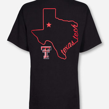 Texas Tech On the Border T-shirt